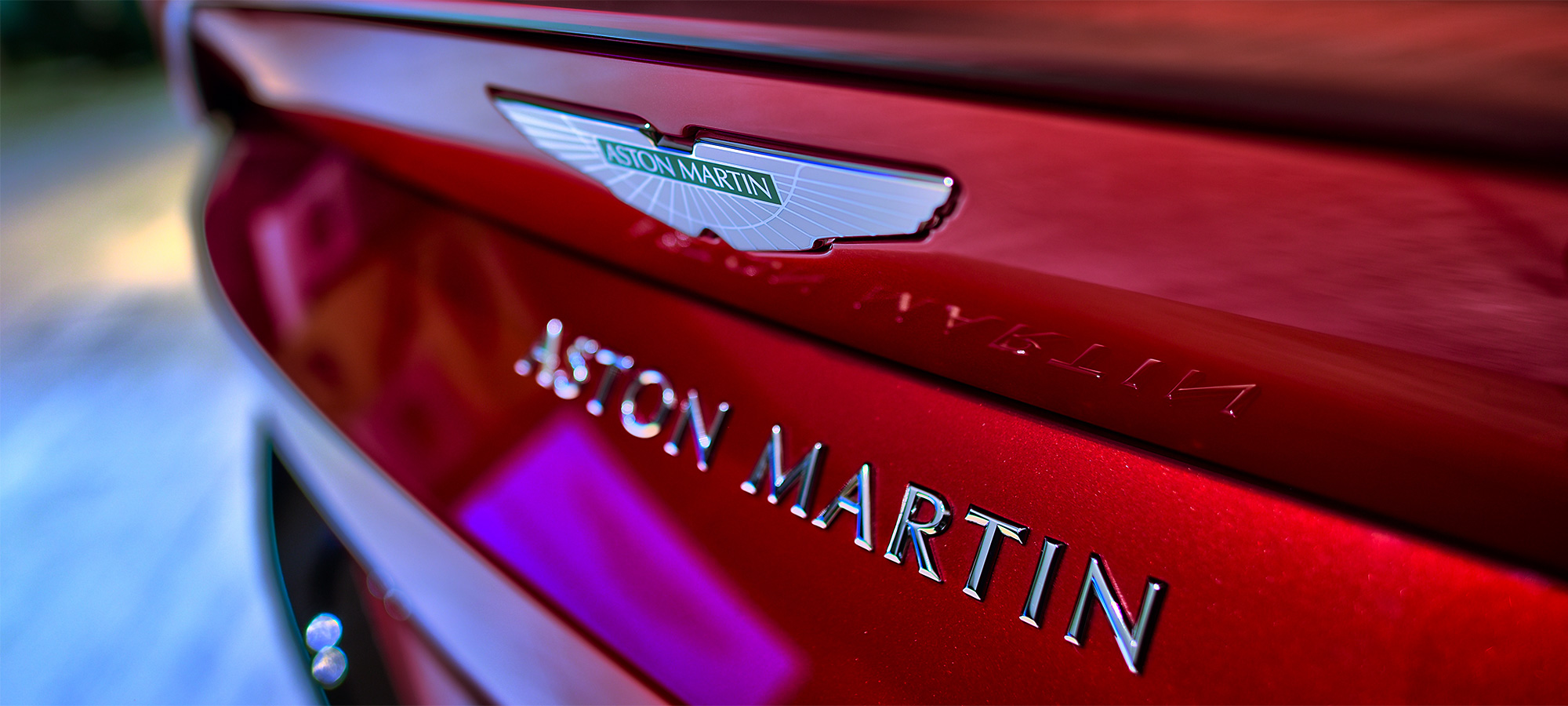 Aston Martin for paint protection film