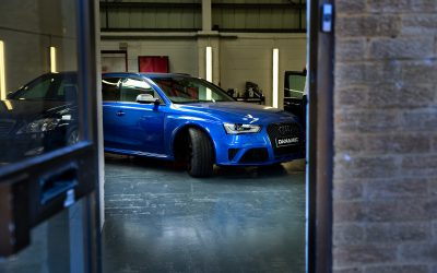 Audi RS4 – Armytrix Exhaust