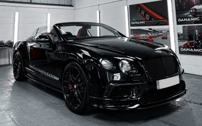 Bentley Supersport